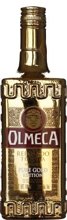 Olmeca Pure Gold Edition Reposado 70cl