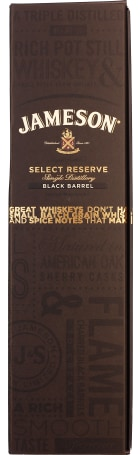 Jameson Select Reserve Small Batch Giftbox 70cl