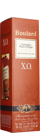 Boulard Calvados XO 70cl