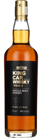 Kavalan King Car Whisky 70cl