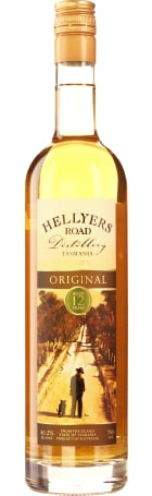 Hellyers Road Original 12 years Single Malt 70cl