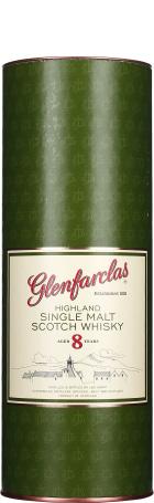 Glenfarclas 8 years Single Malt 70cl