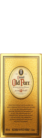 Old Parr 12 years 1ltr