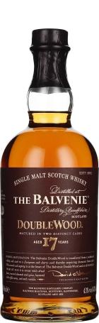 Balvenie 17 years Double Wood 70cl