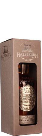 Hazelburn 10 years Rundlets & Kilderkins 70cl