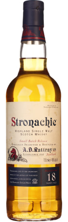 Stronachie 18 years Single Malt 70cl