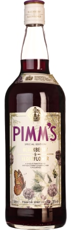 Pimm's Blackberry & Elderflower 1ltr