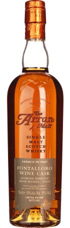 Arran Fontalloro Wine Cask 70cl