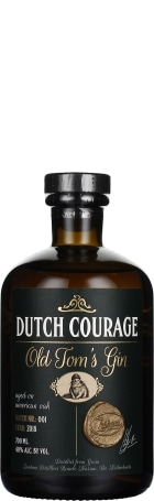 Zuidam Old Tom Gin Dutch Courage 70cl