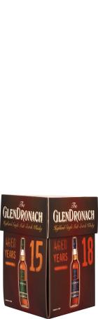 Glendronach Mini Collection 3x5cl