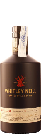 Whitley Neill Small Batch Gin 70cl