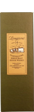 Longrow 14 years Single Malt 70cl