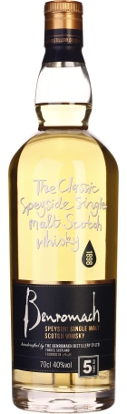 Benromach 5 years 70cl