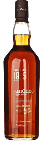 An Cnoc Vintage 1975 Limited Edition 70cl