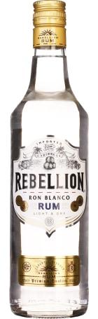 Rebellion White Rum 70cl
