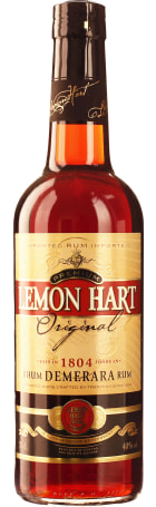 Lemon Hart Original Rum 70cl