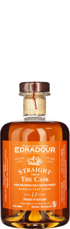 Edradour 13 years Barolo Cask Straight from the Cask 50cl