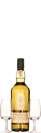 Lagavulin 12 years 2014 Coffret Classic Malts & Food 70cl