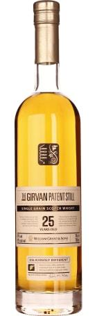 The Girvan Patent 25 years Still Single Grain 70cl