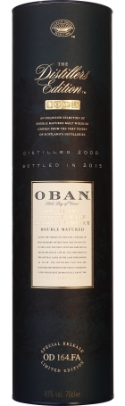 Oban Distillers Edition 2000/2015 70cl