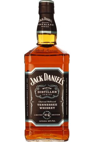 jack daniels master distillers no 4 1ltr g nstig kaufen. Black Bedroom Furniture Sets. Home Design Ideas