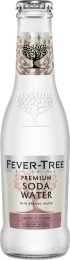 Fever Tree Soda Water 24x20c