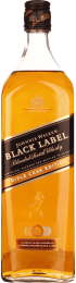 Johnnie Walker Black Label Triple Cask Edition 1ltr