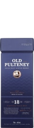 Old Pulteney 18 years Single Malt 70cl