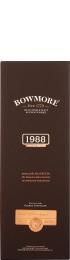 Bowmore Vintage 1988 Single Malt 70cl