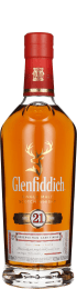 Glenfiddich 21 years Rum Cask Finish Single Malt New Edition 70cl