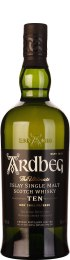 Ardbeg 10 years Single Malt Warehouse Giftpack 70cl