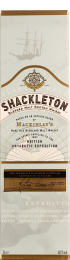 Shackleton Blended Malt 1ltr