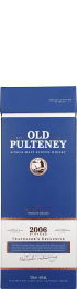Old Pulteney Vintage 2006 1ltr