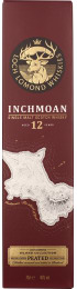 Inchmoan 12 years Peated 70cl