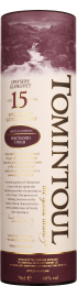 Tomintoul 15 years Portwood Finish 70cl