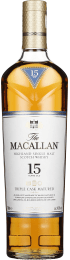 The Macallan 15 years Triple Cask Fine Oak 70cl