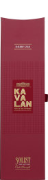 Kavalan Solist Sherry Cask Strength Cask:S100209030A 70cl