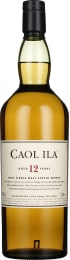 Caol Ila 12 years Single Malt 1ltr