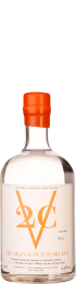 V2C Orange Dutch Dry Gin 50cl