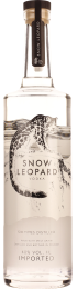 Snow Leopard Vodka 1ltr