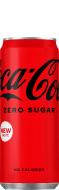 Coca-Cola Zero blik ...