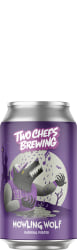 Two Chefs Brewing Howling Wolf blik