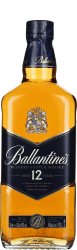 Ballantines 12 years Gold Seal