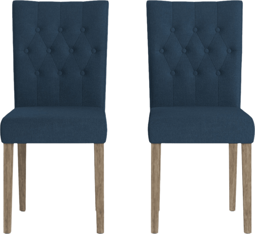 Espen 2 x dining chair 48 product front