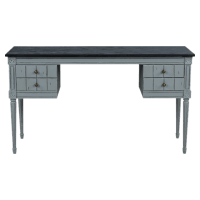 French provincial furniture - Table rubis conforama ...