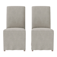 Slip Covers for Grace 2 x Dining Chair