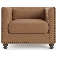 Florence Leather Armchair