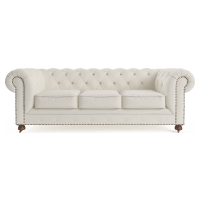 Camden Chesterfield 3 Seater Sofa