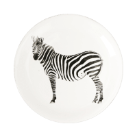 Oh Zebra Decorative Platter