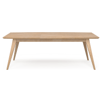 Hans 220cm Extendable Dining Table